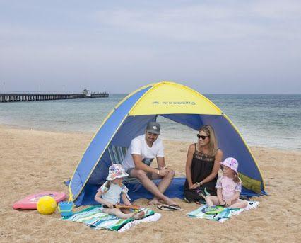 Smartshade australia - essential beach accessory - keep the family safe at http://www.smartshade.com.au/