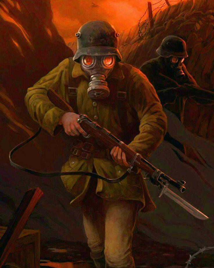 Soldato Soldier Battlefield 1 Games WW1