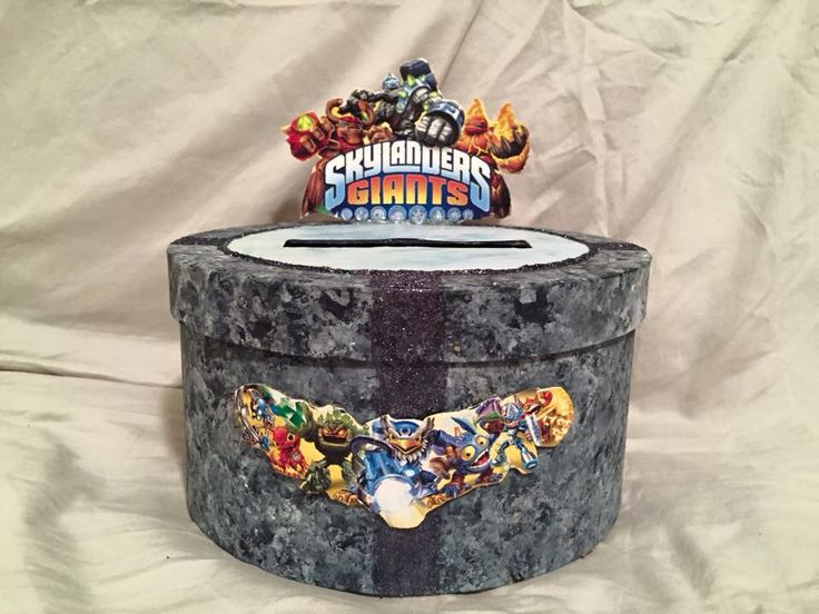 Pinterest Skylanders Party Birthday Party Ideas And