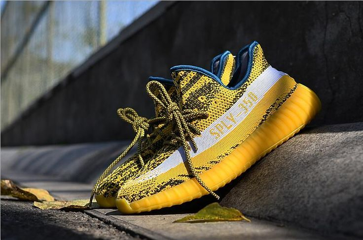 Adidas Yeezy Boost Sply 350 V2 NBA Golden State Warriors