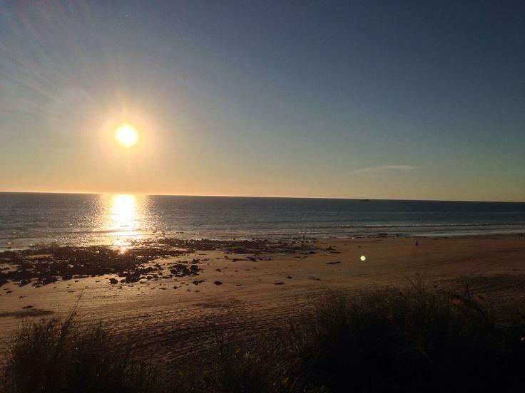 Cable Beach in Broome, WA