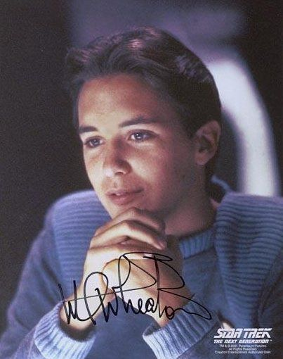 WIL WHEATON PHOTO GALLERY #01