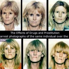 The effects of drug abuse
