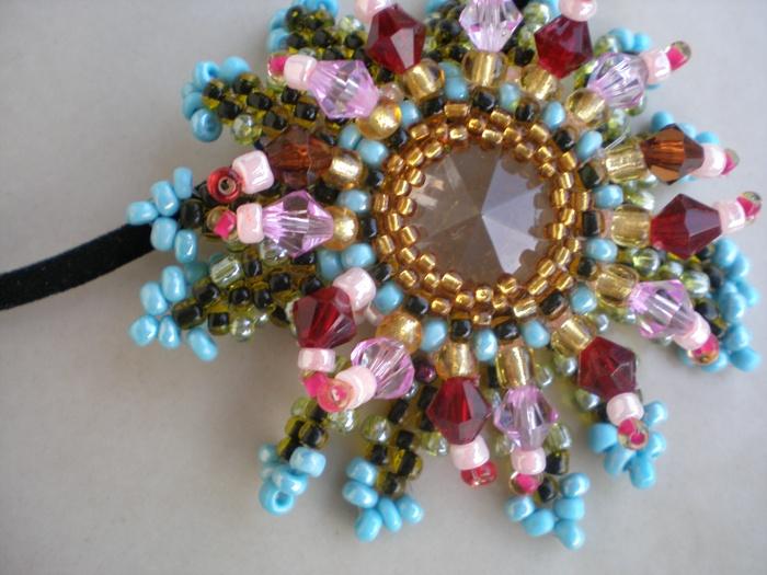 Εικαστικές Δημιουργίες: Κοσμήματα με χάντρες!