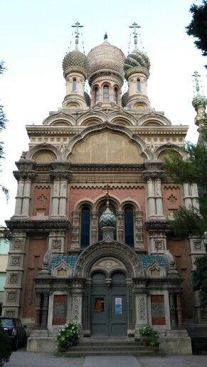 Chiesa Ortodossa, Sanremo.