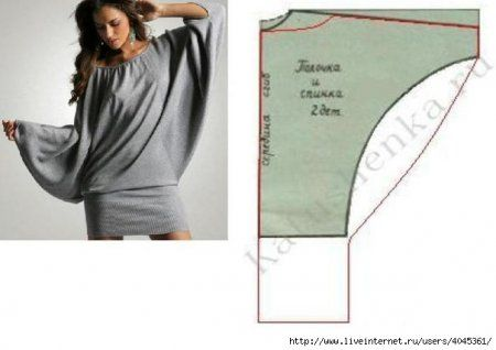 Простые выкройки или быстро обновляем гардероб
