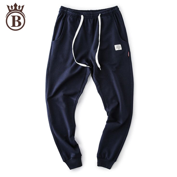 2017 New Arrival Spring Summer Men's Leisure Pants Fashion Cotton Sashes Elastic Waist Trousers For Male Harem Top Sale 5xl
