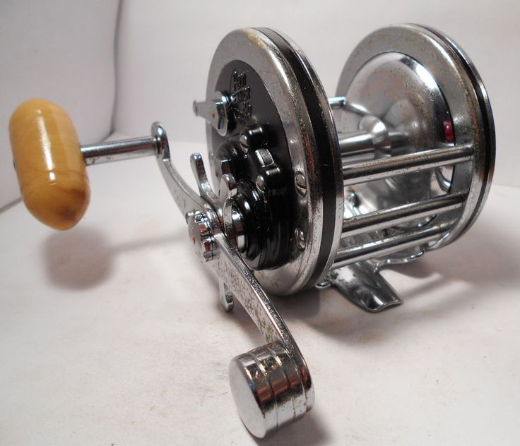 Vintage penn senator 111 2 0 conventional saltwater for Penn deep sea fishing reels