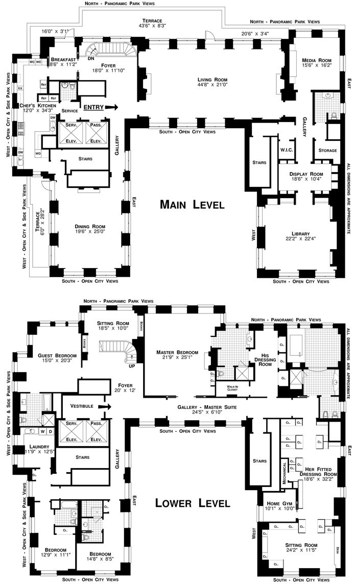 569 best apartment floor plans images on pinterest apartment ph at the ritz cps apartment plansdream