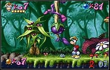 PS1 - Rayman