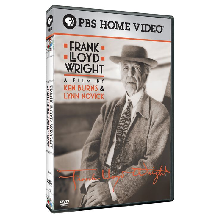 Frank Lloyd Wright: A Film by Ken Burns and Lynn Novick (PBS), DVD
