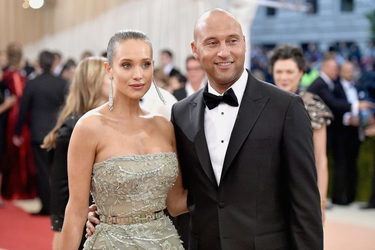 Derek Jeter and Hannah Davis are married!