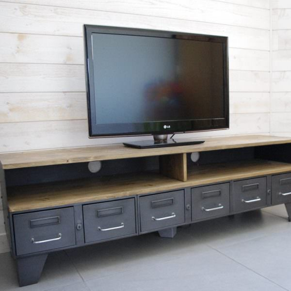 1000 id es sur le th me meuble tv sur pinterest tvs. Black Bedroom Furniture Sets. Home Design Ideas