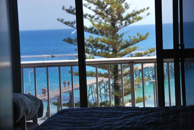 Absolute beachfront holiday seaviews superior king room with walk in robe and ensuite