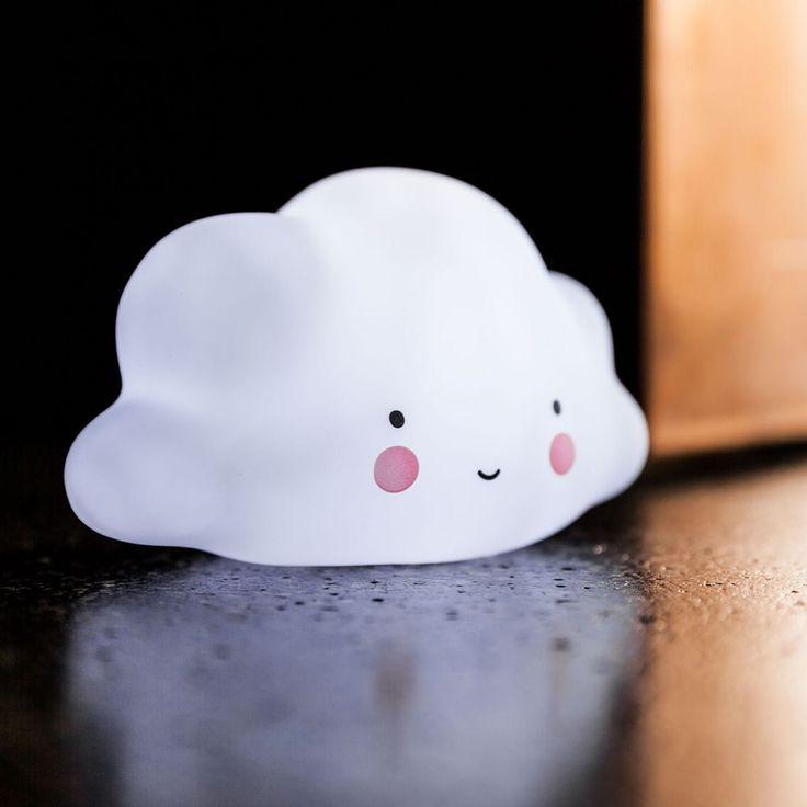 Veilleuse nuage