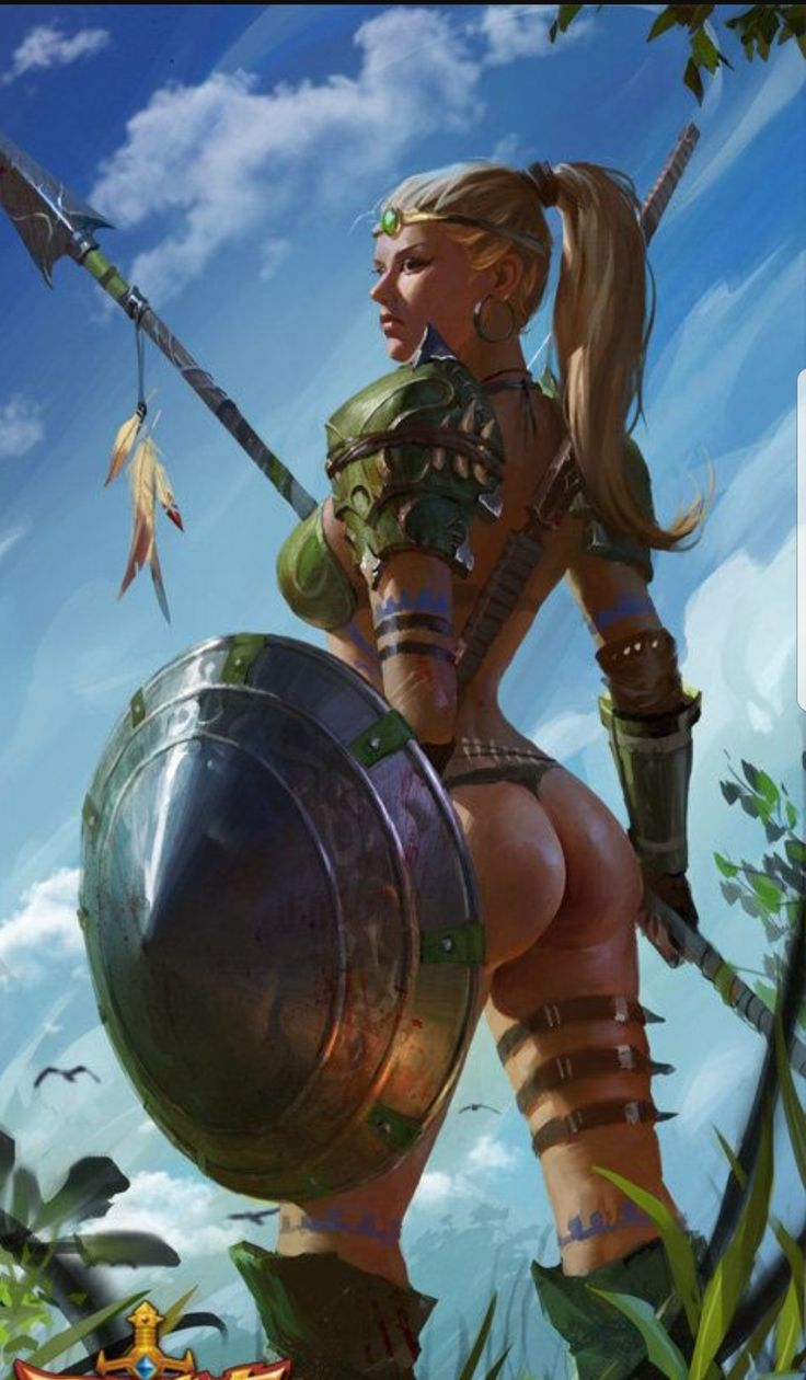 Serap23 Kriegerin von Lifarisi