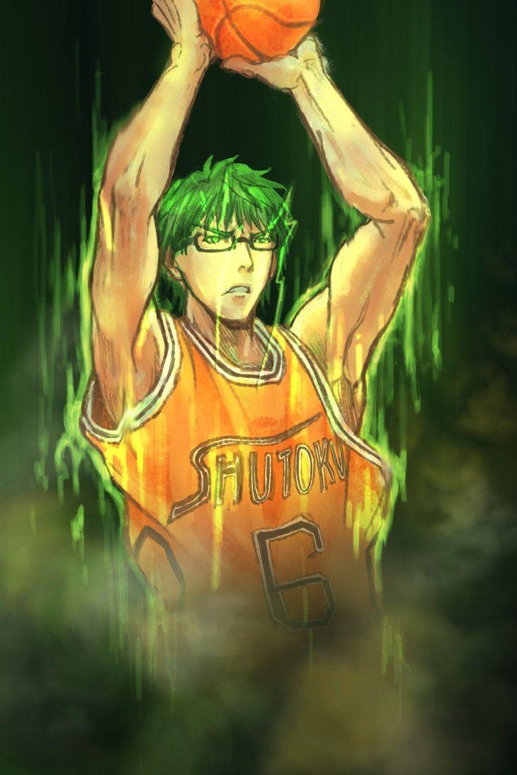 midorima zonekurokos basketball by crimsonsword03