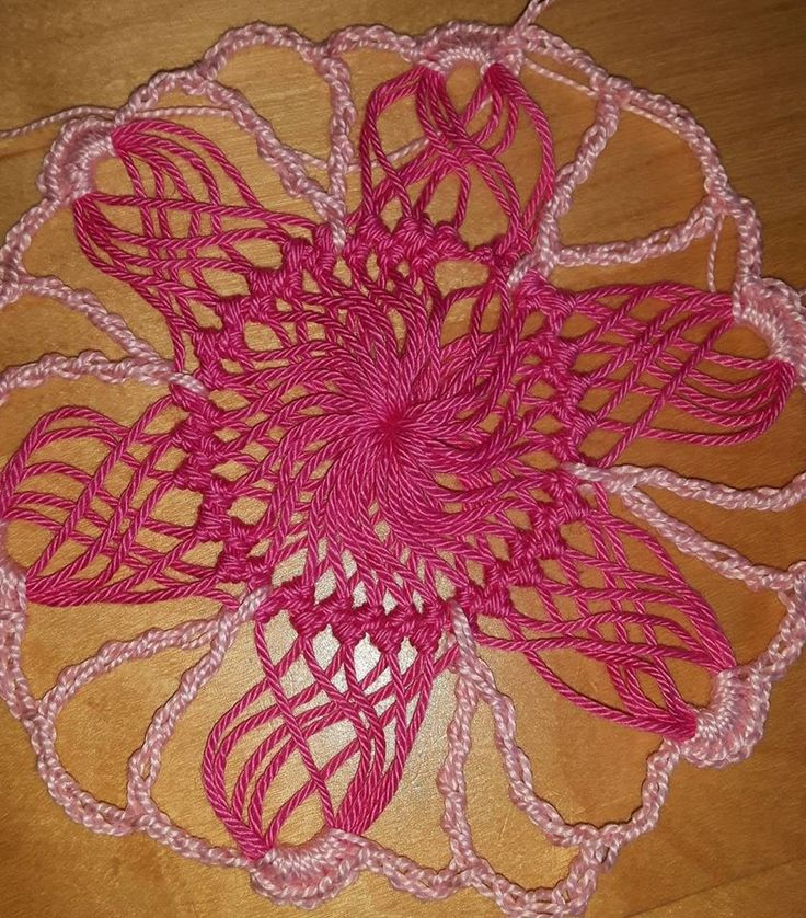 Crochet hairpin lace summer blouse motifs - with Ruby Stedman