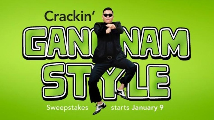 """""""Gangham Style"""" rapper Psy will appear in a Wonderful Pistachios Super Bowl ad, his first on American TV."""