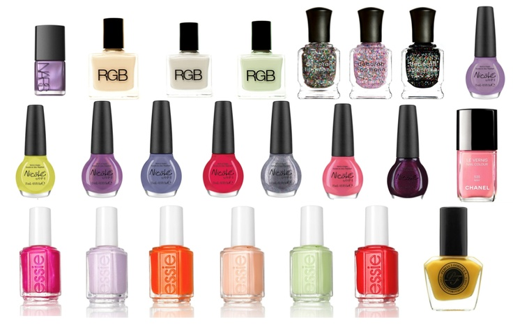 Spring 2012 Must-Have Colors.: Must Hav Colors, Musthav Colors