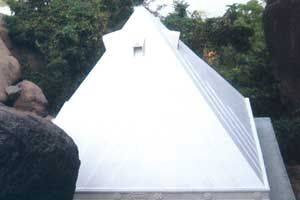 SIDDHA BHIRAVA PYRAMID MEDITATION CENTER, HANUMAKONDA  http://www.pyramidseverywhere.org/pyramids-directory/telangana/warangal-district#Pyramid#Pyramids