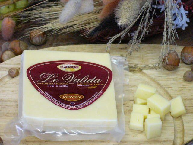 Le Valida cheddar de classement cheddar vieillit fromage artisanale lait cru - meule pointe #simplepleasures #CDNcheese