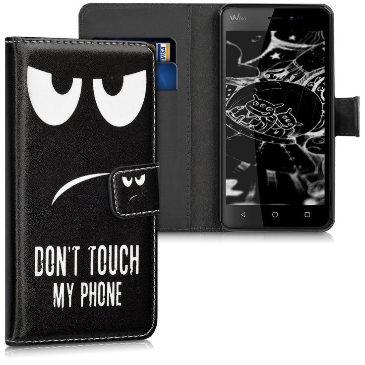 KW Θήκη - Πορτοφόλι Wiko Freddy - Don't Touch My Phone Το πορτοφόλι-θήκη είναι ειδικά σχεδιασμένο για το Wiko Freddy. https://www.uniqueshop.gr/thiki-portofoli-wiko-freddy.html