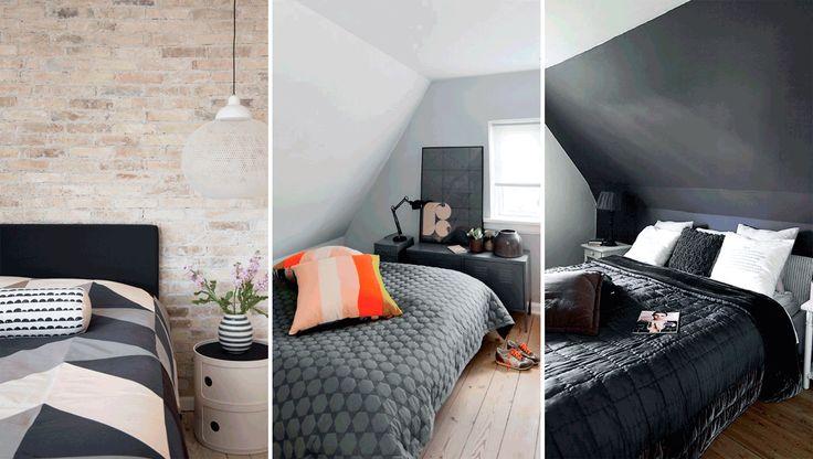 Står du og skal lave nyt soveværelse og mangler du inspiration til, hvilken stil du skal have? Så kig med i galleriet her, hvor vi har fundet 35 soveværelser i forskellige stilarter lige fra det minimalistiske og romantiske til det New Yorker-inspireret og det dramatiske