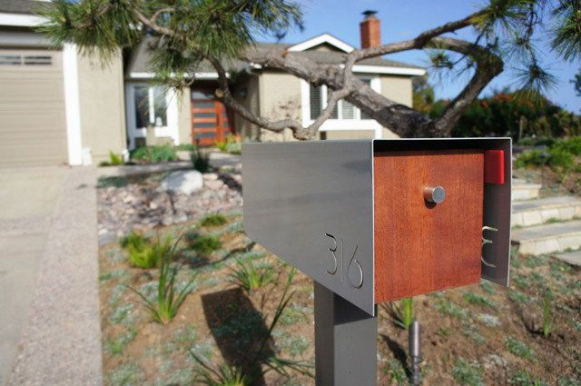 42 Best Mailbox Ideas Images On Pinterest