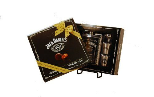 Jack Daniels Gift Set - http://mygourmetgifts.com/jack-daniels-gift-set/