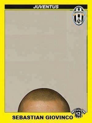 Sebastian Giovinco of Juventus FC