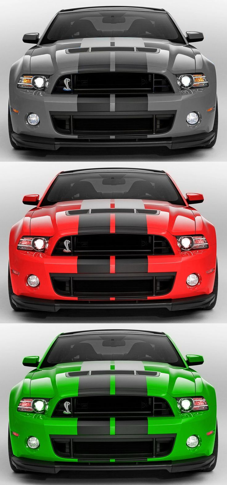 2013 GT500 600 BHP 200 MHP.  Which color do I get? Gotta have coordinating outfit choices lol
