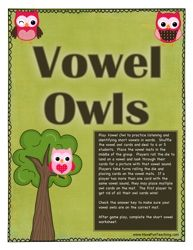 Short Vowel Activity - Have Fun Teaching