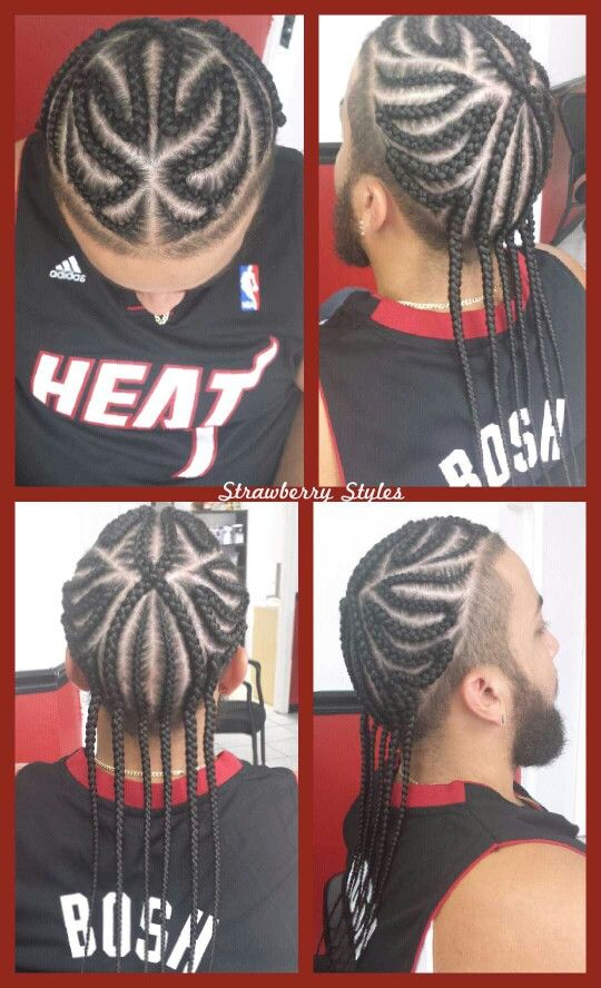 Groovy 17 Best Images About Freestyle Braids Braids On Pinterest Short Hairstyles For Black Women Fulllsitofus