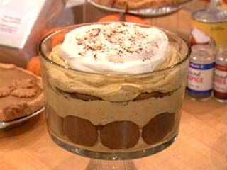 Rachel Ray's Pumpkin Pudding