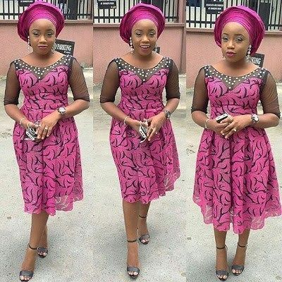 African Ankara Lace Gown For Nigerian Parties. Related PostsAfrican Traditional Party Outfits For OwambeAnkara Traditional Style To Rock 2016Trending Aso Ebi Styles To Rock This weekendZulu traditional african Short Gown For Party2017 mishono for Lace Aso Ebi StylesAnkara and Lace Kitenge Styles 2017 to RockEdit Related Posts Related