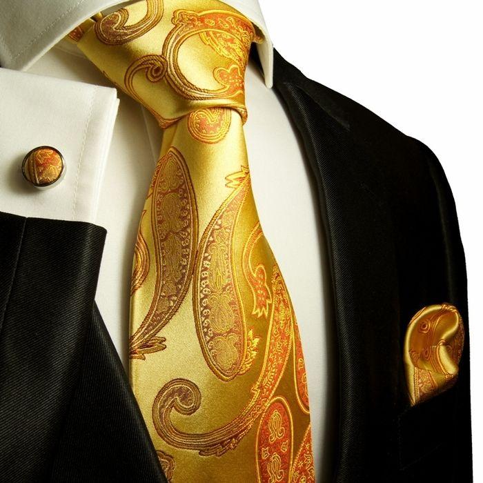 Gold color dress shirt