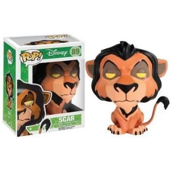 Funko - Le Roi lion POP! Vinyl figurine Scar 10 cm