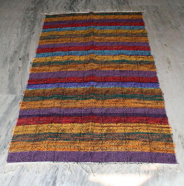 40 Best Woven Cotton Kilim Rug Images On Pinterest