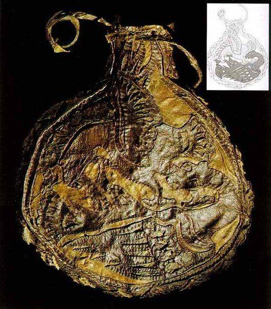5-4 centuries BC