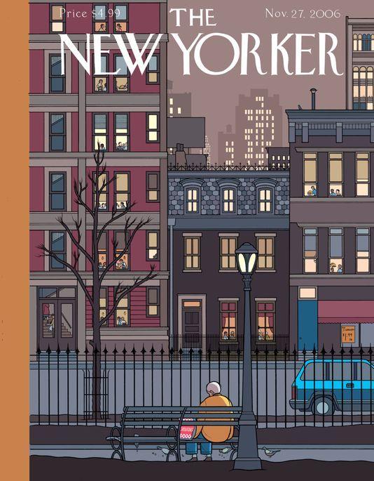 dessins de chris ware - Contemporary american illustrator -