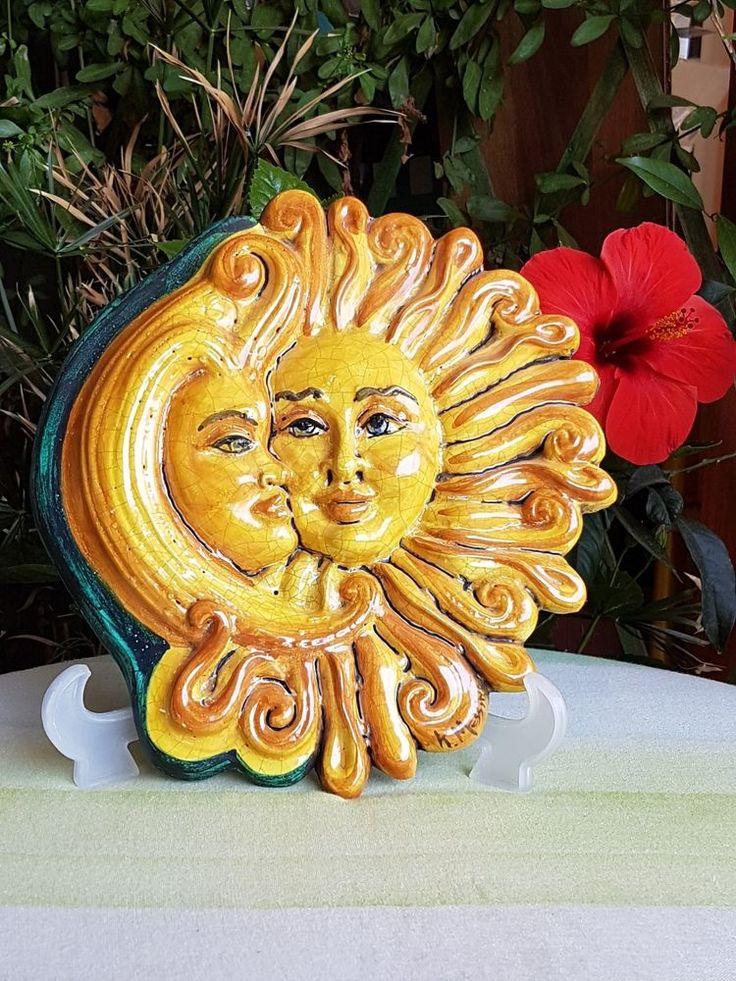 Medaglione in ceramica