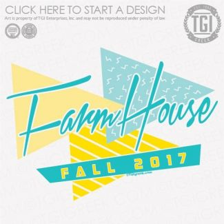 FarmHouse | Fall PR | PR Shirt | Fraternity PR | TGI Greek | Greek Apparel | Custom Apparel | Fraternity Tee Shirts | Fraternity T-shirts | Custom T-Shirts
