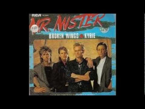▶ Mr. Mister - Kyrie [Lyrics] - YouTube