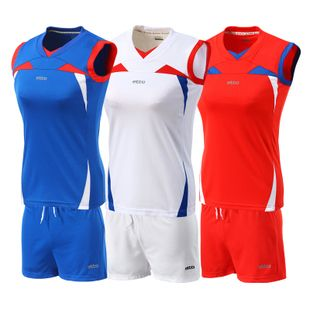 Freeshipping Etto women's volleyball suit sports set Women volleyball jersey uniforms vw3106
