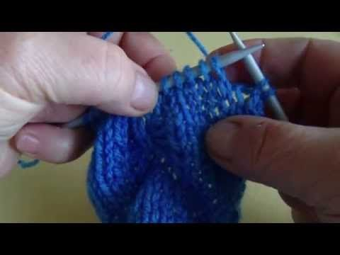 Wzor na drutach MOTYLEK n.1 - YouTube