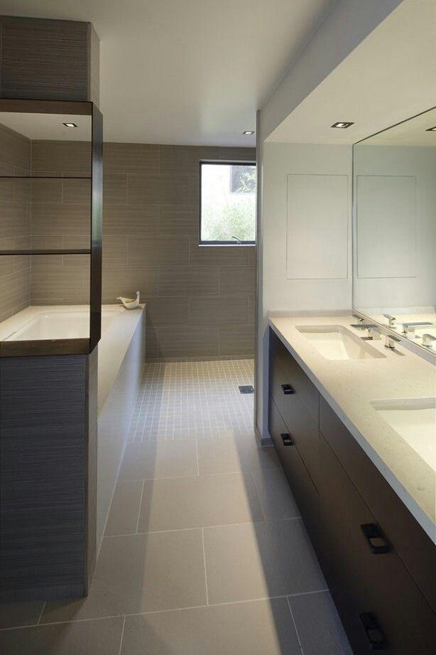 17 beste afbeeldingen over badkamer op pinterest toiletten glasmoza ek en tegel - Mini badkamer m ...