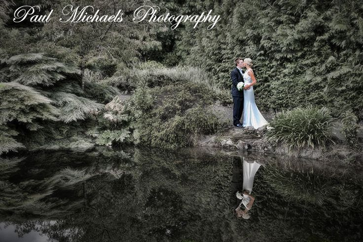 Kaitoke wedding in the rain. Pictures by PaulMichaels photographers http://www.paulmichaels.co.nz