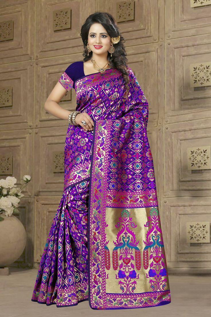 11 mejores imágenes de Saree en Pinterest   Bollywood saree, Saris ...