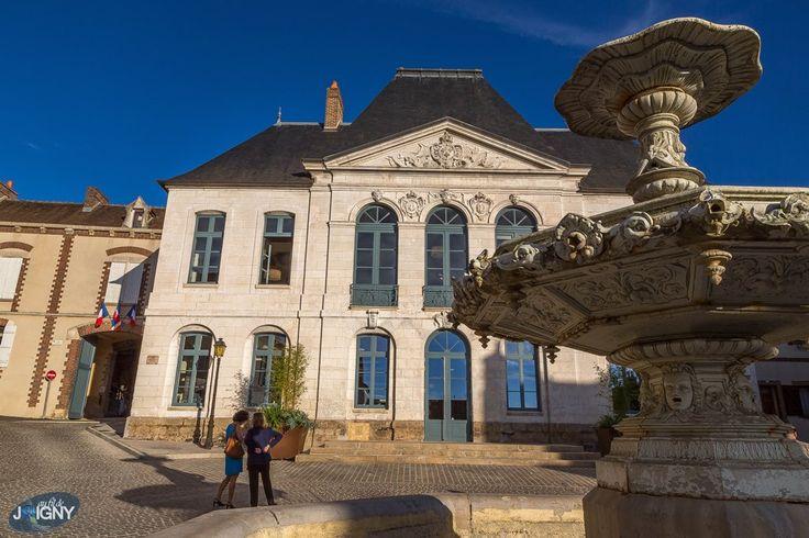 La médiathèque-Bibliothèque de Joigny